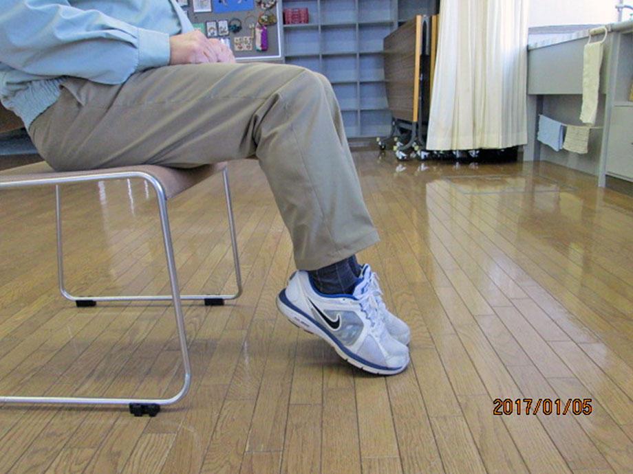 足首の筋トレ(2)